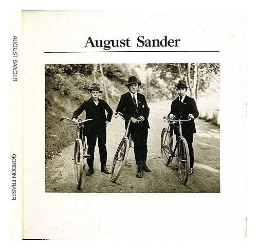 August Sander By John Von Hartz