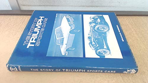 Story of Triumph Sports Cars by Graham Robson