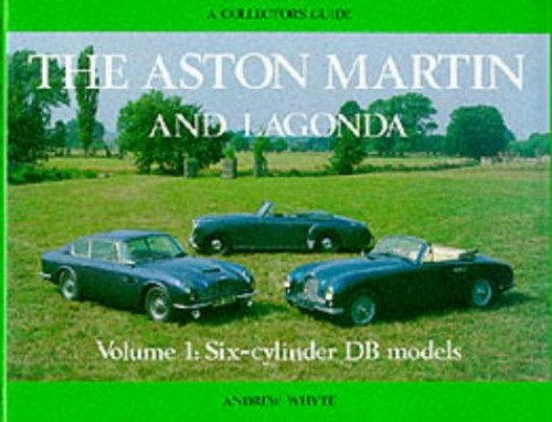 Aston Martin and Lagonda By Andrew Whyte