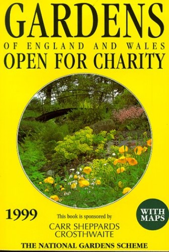 The Gardens of England and Wales By National Gardens Scheme