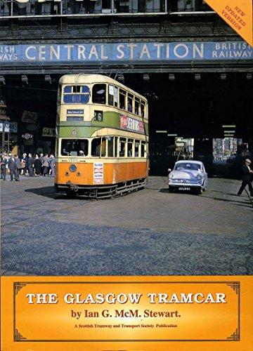 Glasgow Tramcar By Ian G.McM. Stewart