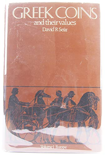 Greek Coins and Their Values By David R. Sear