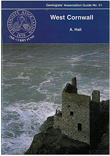 Geologists' Association Guides By Anthony Hall