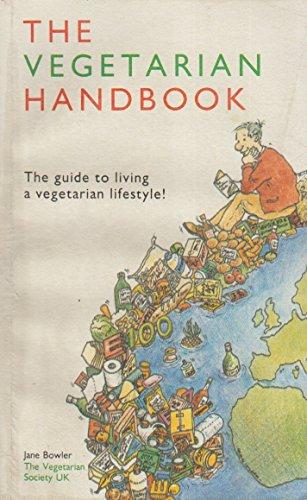 Vegetarian Handbook By Jane Bowler