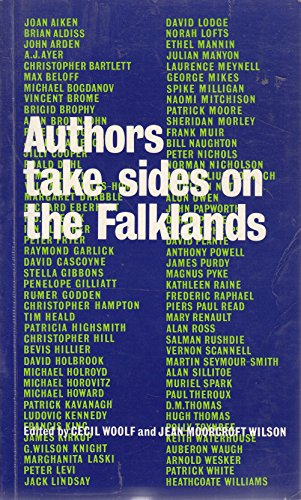 Authors Take Sides on the Falklands By Cecil Woolf