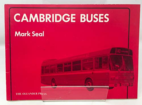 Cambridge Buses By Mark Seal