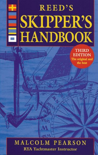 Reed's Skippers Handbook By Malcolm Pearson