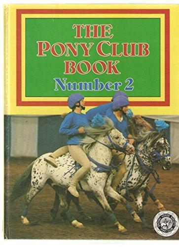 Pony Club Book By British Horse Society & Pony Club