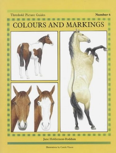 Colours and Markings by Jane Holderness-Roddam