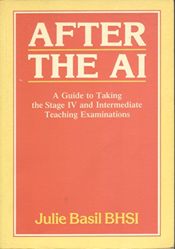 After the AI By Julie Basil