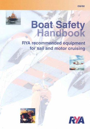 RYA Boat Safety Handbook by Royal Yachting Association