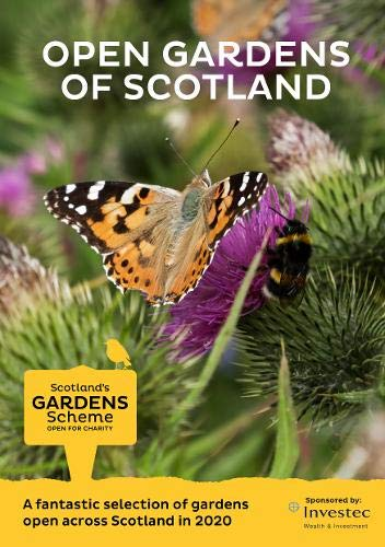 Scotland's Gardens Scheme 2020 Guidebook By Scotland's Gardens Scheme