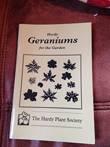 Hardy Geraniums for the Garden By Joy Jones