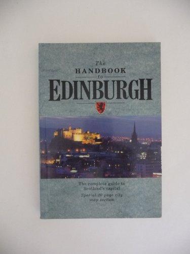 Handbook to Edinburgh By Mercat Press