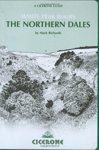 White Peak Walks Vol 1 Northern Dales By Mark Richards