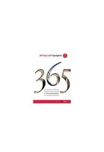 365 Days with Spurgeon By C. H. Spurgeon