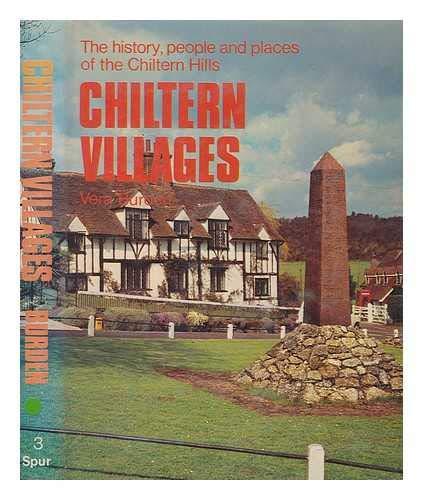 Chiltern Villages By Vera Burden