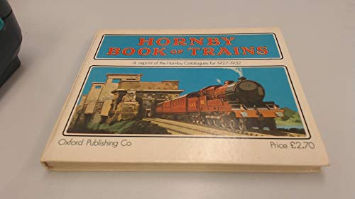 Hornby Book of Trains By R. Gorham