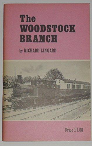 Woodstock Branch By Richard Lingard