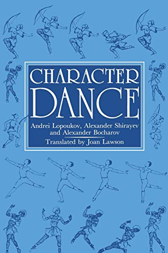 Character Dance By Andrei Lopoukov