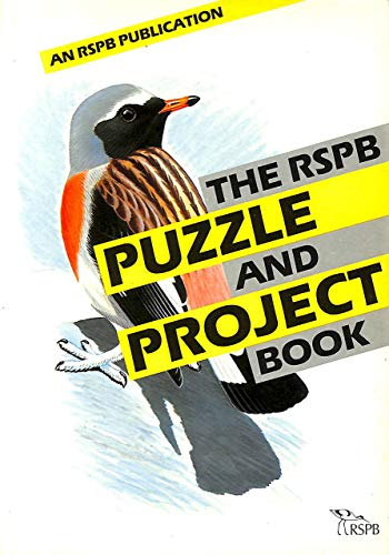 Bird Life Puzzle and Project Book By Sylvia Sullivan