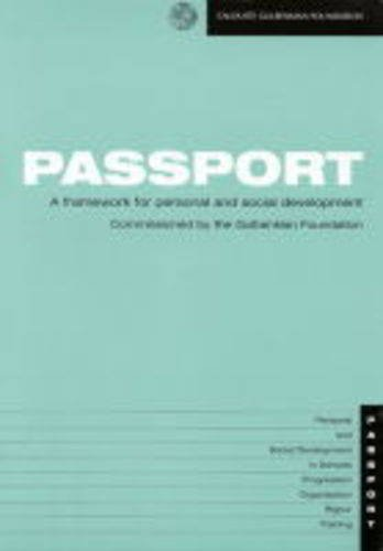 Passport: A Framework for Personal and Social Development by Jane Lees