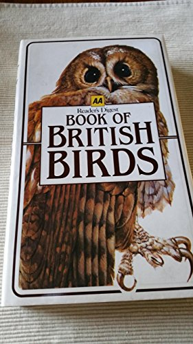 Book of British Birds By Richard ( Consultant Editor ) Fitter