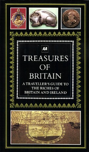 Treasures of Britain By Automobile Association