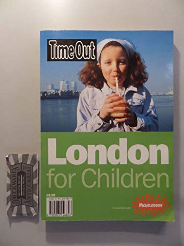 """Time Out"" London for Children By ""Time Out"""