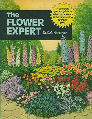 The Flower Expert by D. G. Hessayon