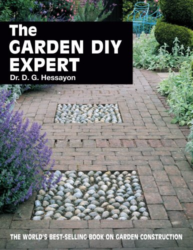 The Garden DIY Expert (Expert Books) By D. G. Hessayon
