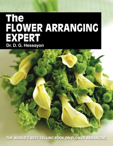 The Flower Arranging Expert (Expert Books) By D. G. Hessayon
