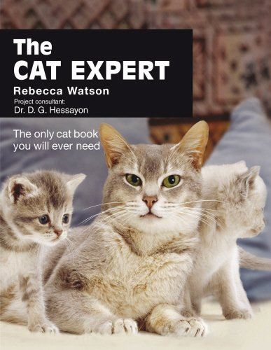 The Cat Expert by Rebecca Watson