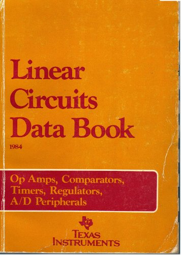 Linear Circuits Data Book By Alun Roberts
