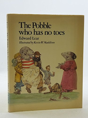 Pobble Who Has No Toes By Edward Lear