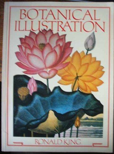 Botanical Illustration By Ronald King