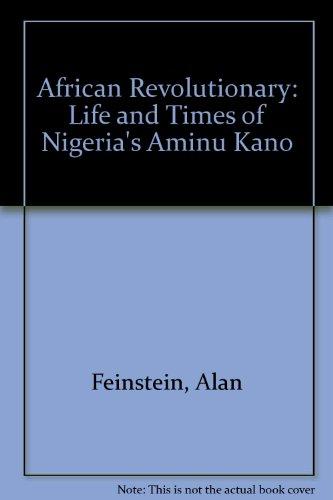 African Revolutionary By Alan Feinstein