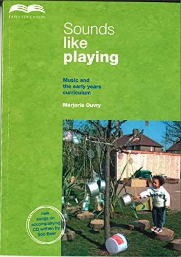 Sounds Like Playing By Marjorie Ouvry