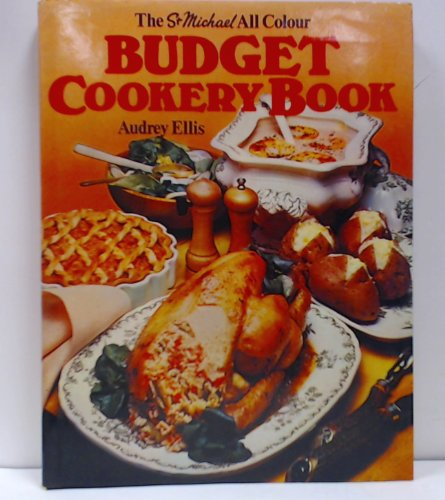 The all colour budget cookery book By Audrey Ellis