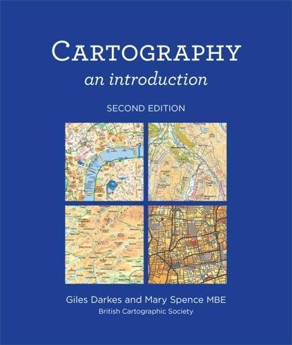 Cartography By Giles Darkes Mary Spence