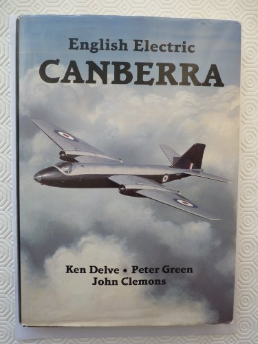 English Electric Canberra By John Clemens