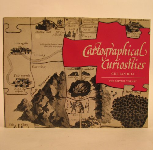 Cartographical Curiosities by Gillian Hill