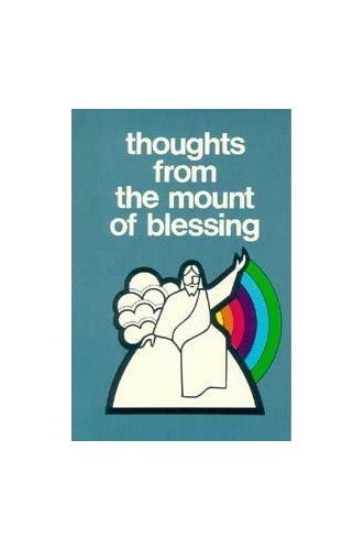 Thoughts from the Mount of Blessing By Ellen G. White