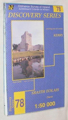 Kerry By Ordnance Survey Ireland