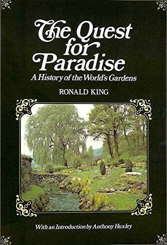 Quest for Paradise By Ronald King