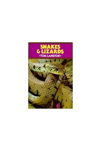 Snakes and Lizards By Thomas E.J. Langton