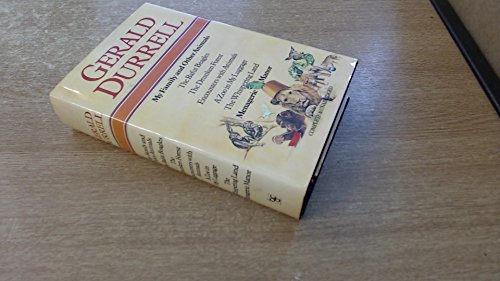Selected Works By Gerald Durrell