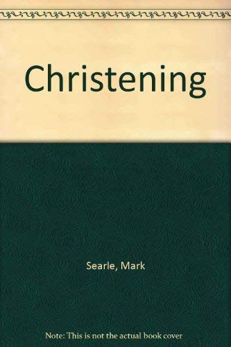 Christening By Mark Searle