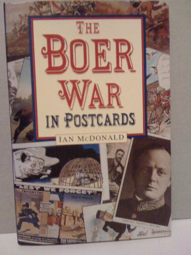 The Boer War In Postcards By Ian Mcdonald