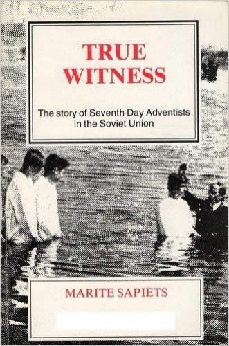 True Witness By Marite Sapiets
